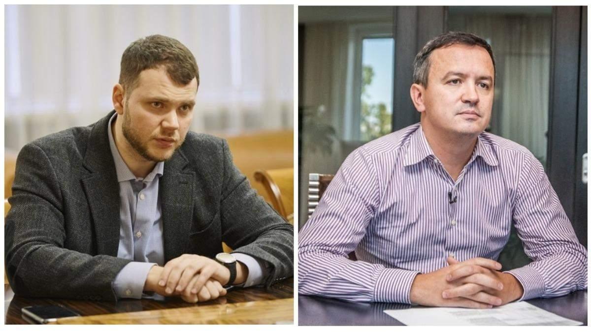 Назвали вероятные причины отставки Криклия и Петрашко