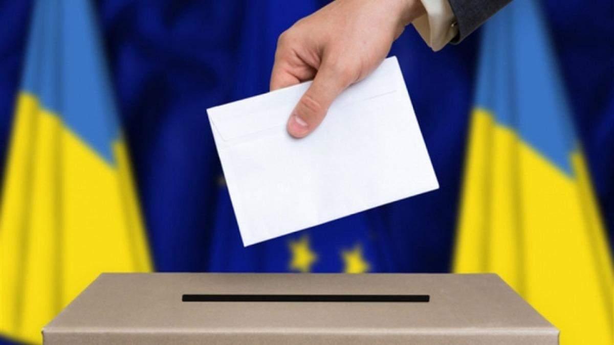 ЦВК зареєструвала групи, що збиратимуть підписи для референдумів