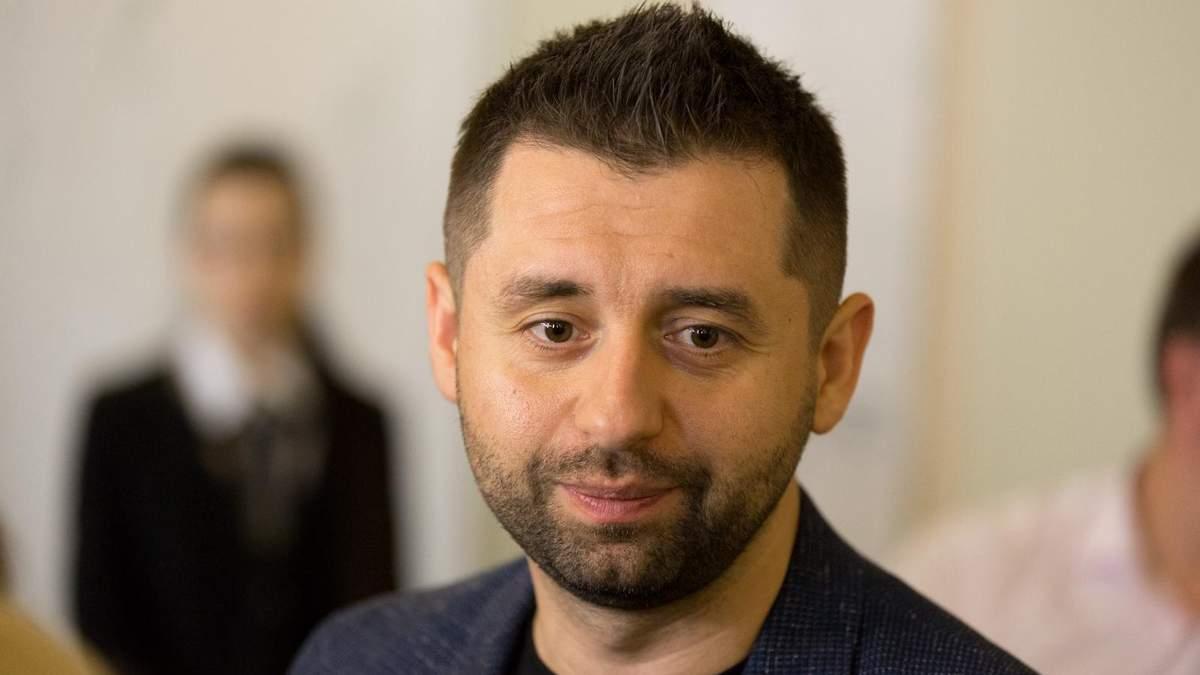 Арахамія припустив, хто може замінити Степанова на посаді глави МОЗ