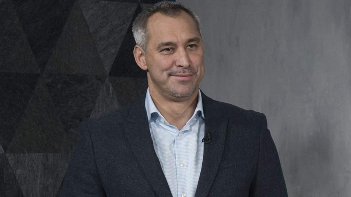 Інтерв'ю з Рябошапкою про відставки, рішення РНБО та Медведчука