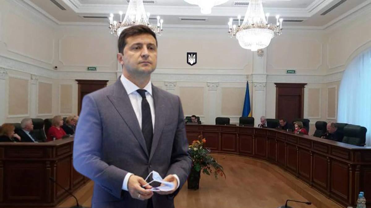 Якби Зеленський міг, то реформував би суд рішенням РНБО, – Рябошапка