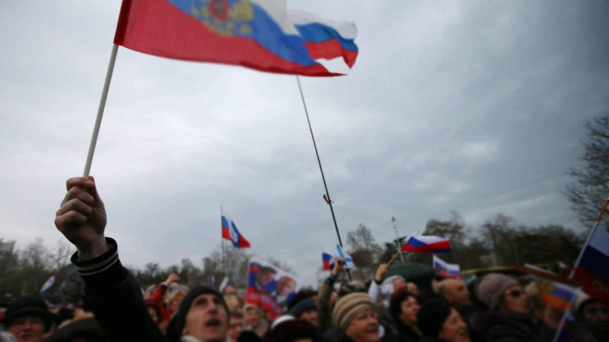 В Крыму растут настроения против России