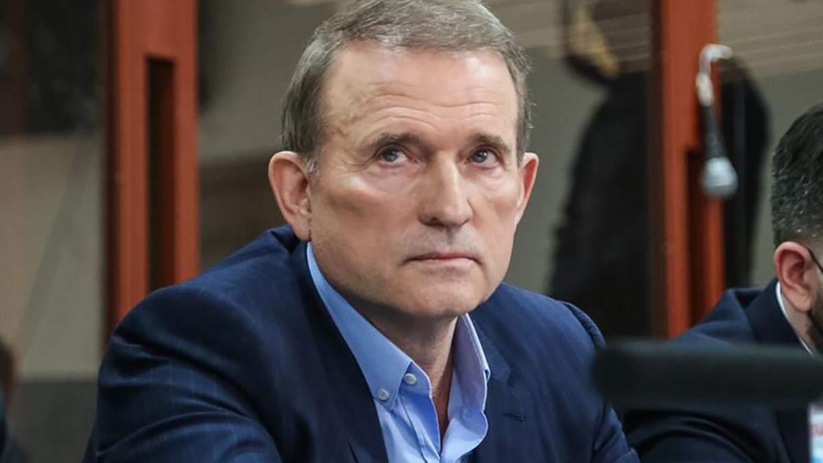 Рябошапка сказал, почему пленки Медведчука появились именно сейчас