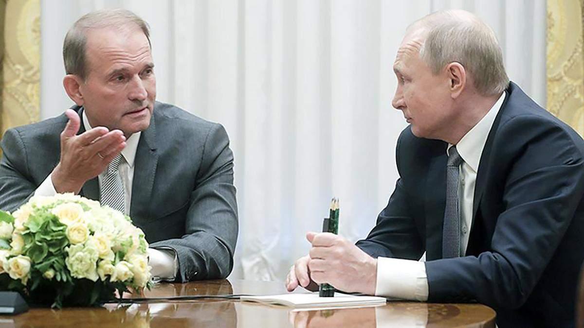 Бутусов: Россия сделает все возможное для спасения Медведчука