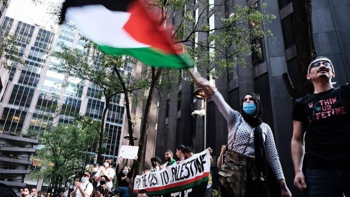 Світом прокотилась хвиля антиізраїльських протестів: були сутички