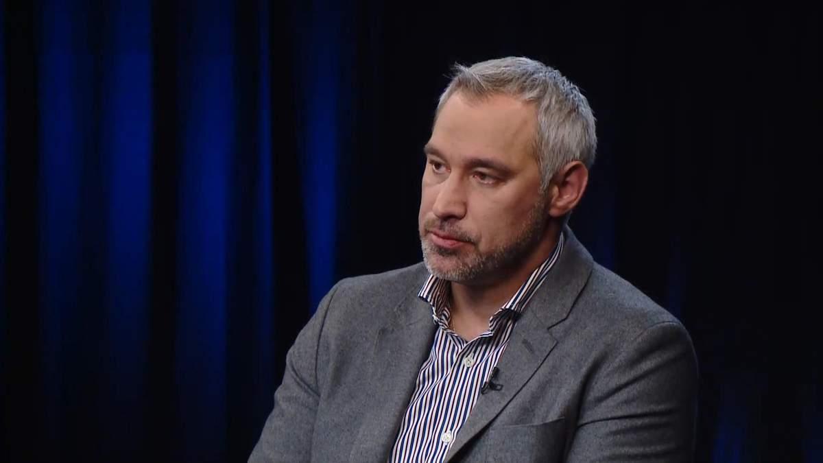 Руслан Рябошапка про Порошенка, Медведчука та Приватбанк – інтерв'ю
