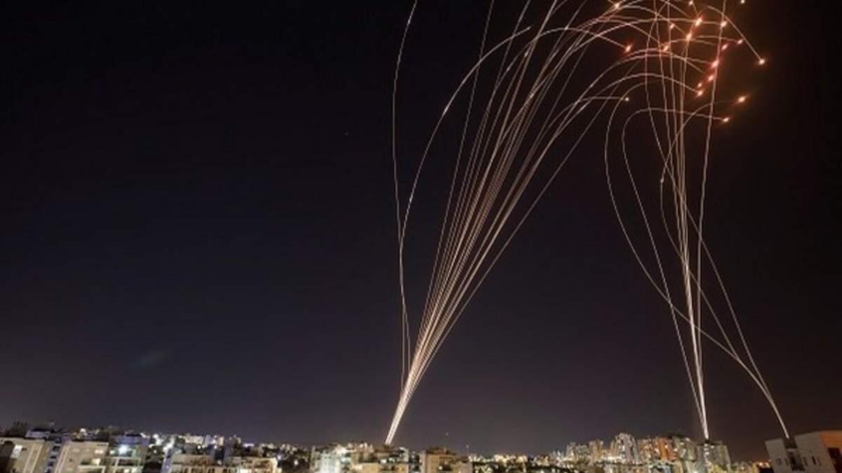 Палестина и Израиль сообщили о количестве жертв обстрелов