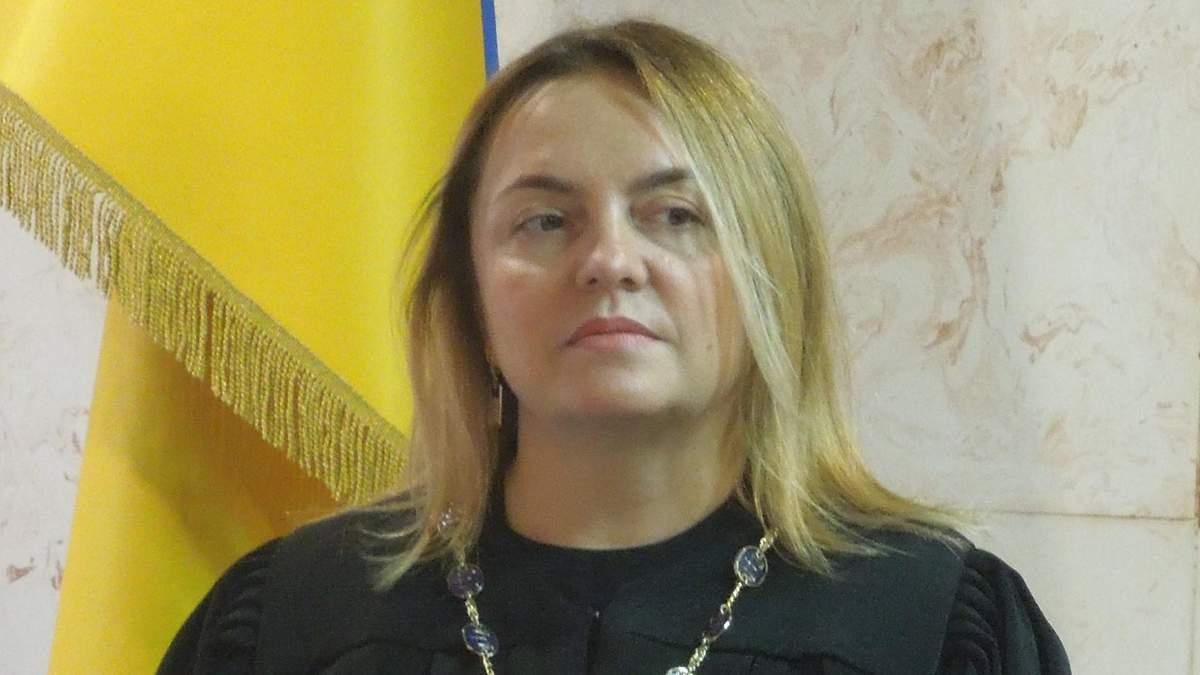 70 тисяч гривень пенсії: суддя Шеремет отримала довічне утримання