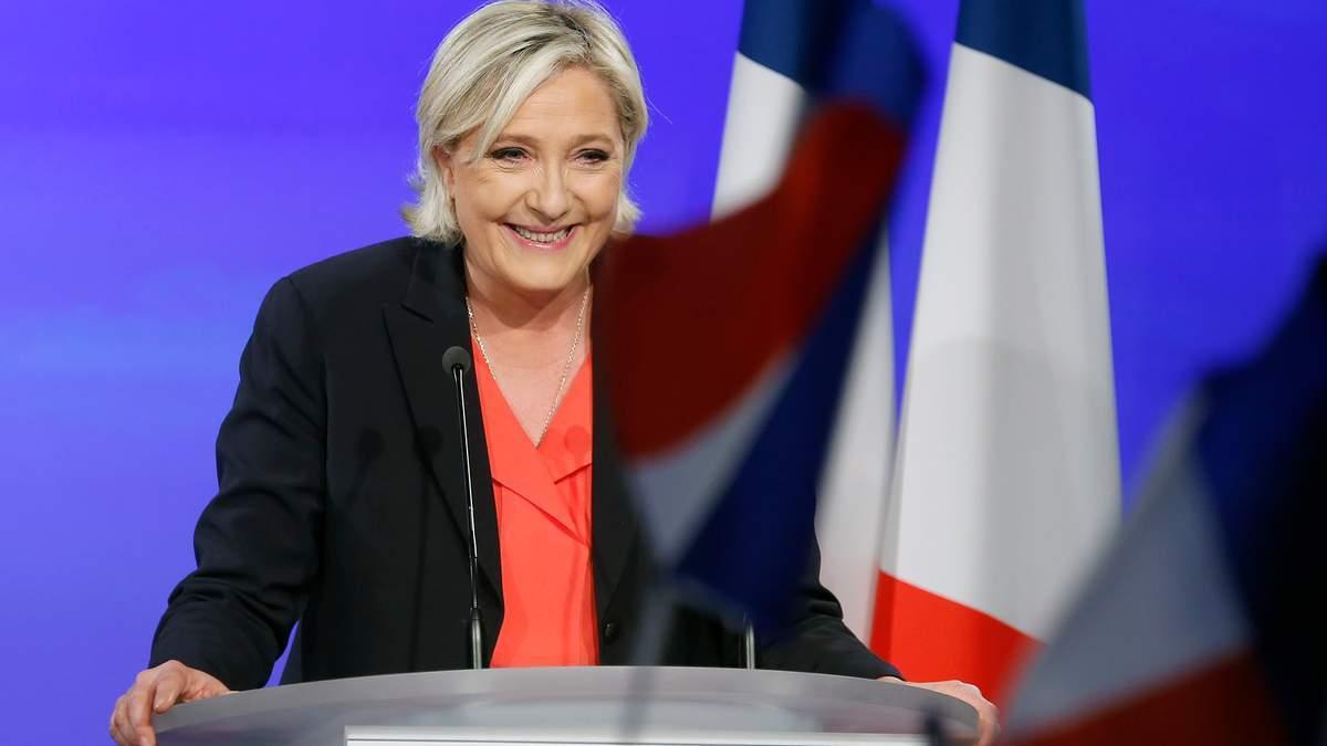 Марін Ле Пен запідозрили у розкраданні грошей Євросоюзу