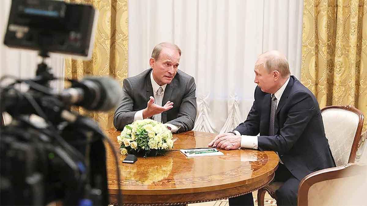 Мусієнко: Путін не почне атаку, щоб звільнити Медведчука