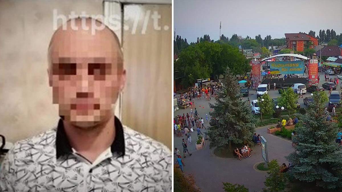 У курортній Кирилівці чоловік 17 травня зчинив стрілянину: є поранені