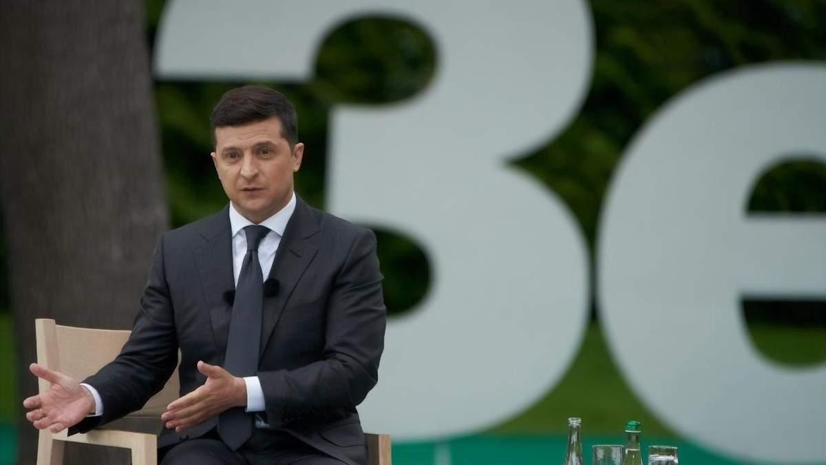 В ОП розповіли про майбутню пресконференцію Зеленського