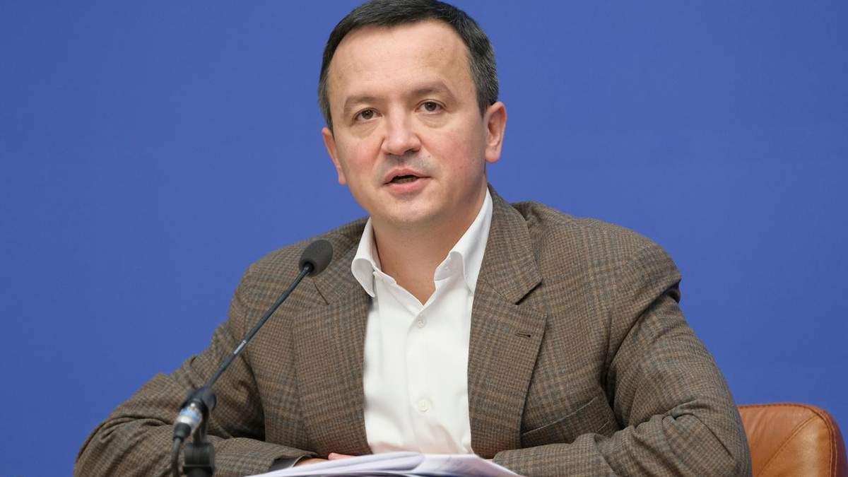 Игорь Петрашко уволен с должности главы Минэкономики