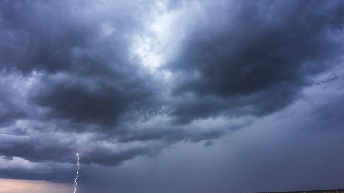 В Україні 18 травня 2021 оголосили штормове попередження