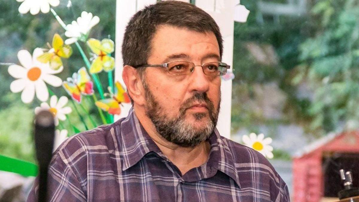 В Днепре коронавируса умер ведущий Александр Летичевський