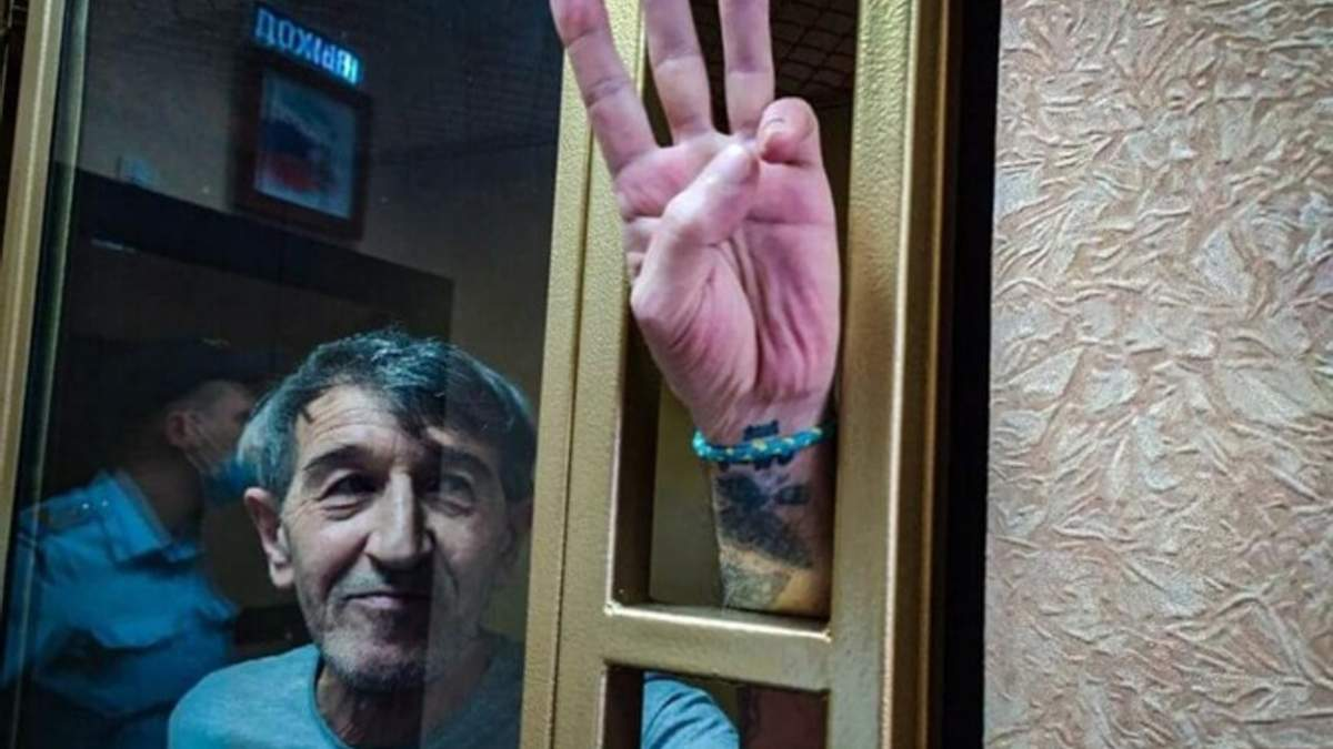 Російський суд залишив у силі вирок для українця Олега Приходька