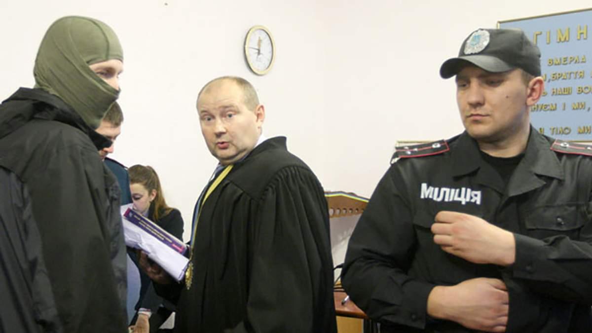 Прокуратура Молдовы взялась изучать видео экс-судьи Николая Чауса