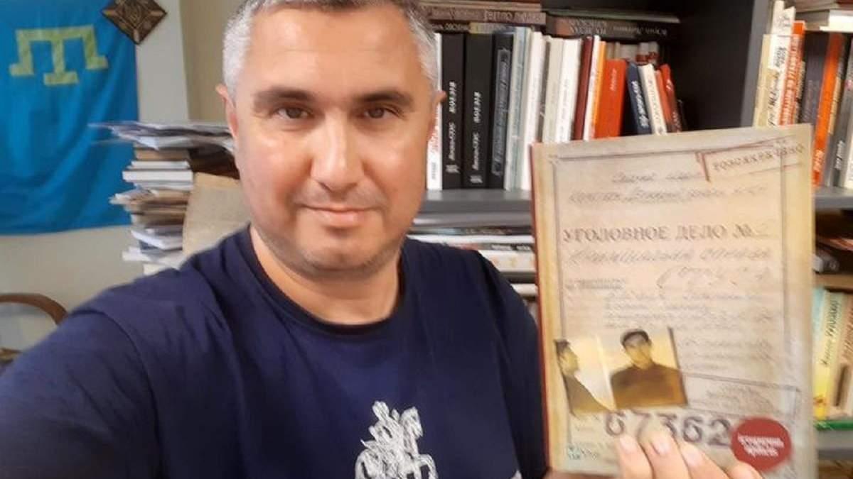 Медведчук не оскаржував рішення, яким дозволили книгу про Стуса