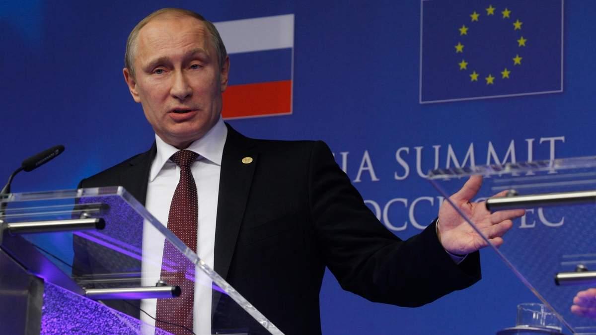 Путин мстит Украине за стремление в Европу, - Пионтковский
