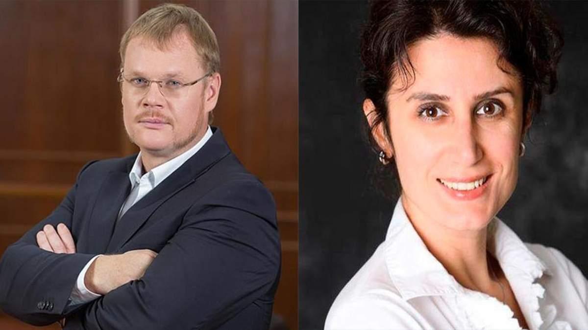 Перед отставкой Криклия и Петрашко уволили их заместителей