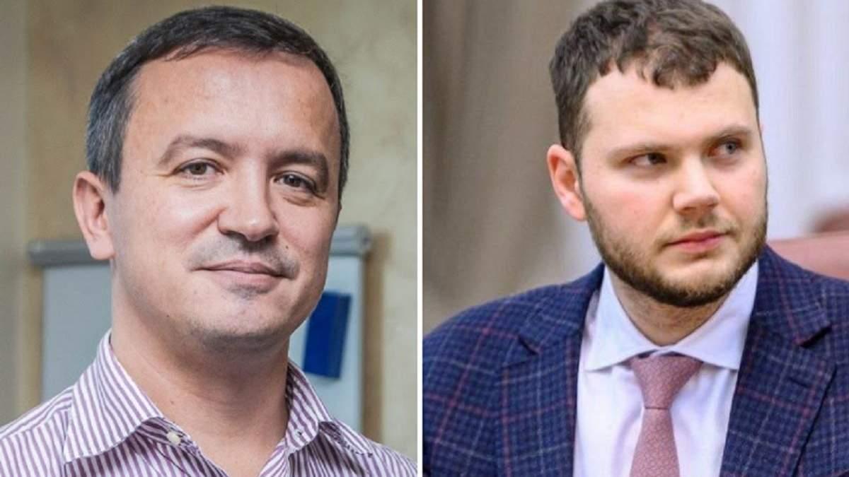 Петрашко и Криклий проигнорировали заседание Слуги народа