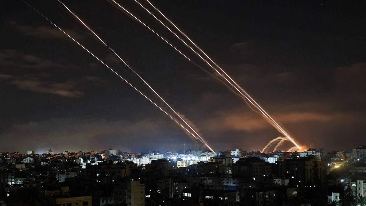 Ліван посилив обстріли Ізраїлю: за ніч випустили одразу 6 ракет