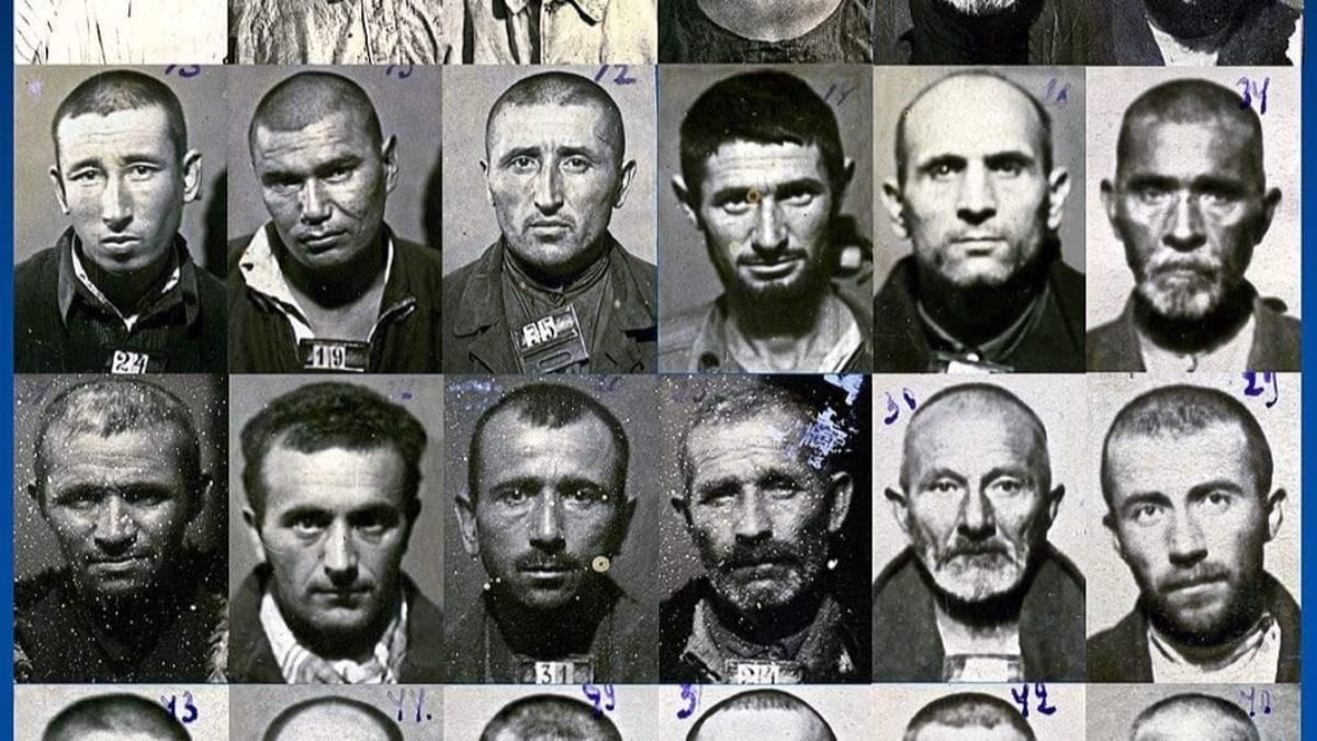 СБУ показала архивные фото о принудительной депортации крымских татар