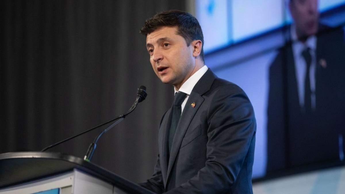 Украина делает все, чтобы вернуть Крым - Зеленский