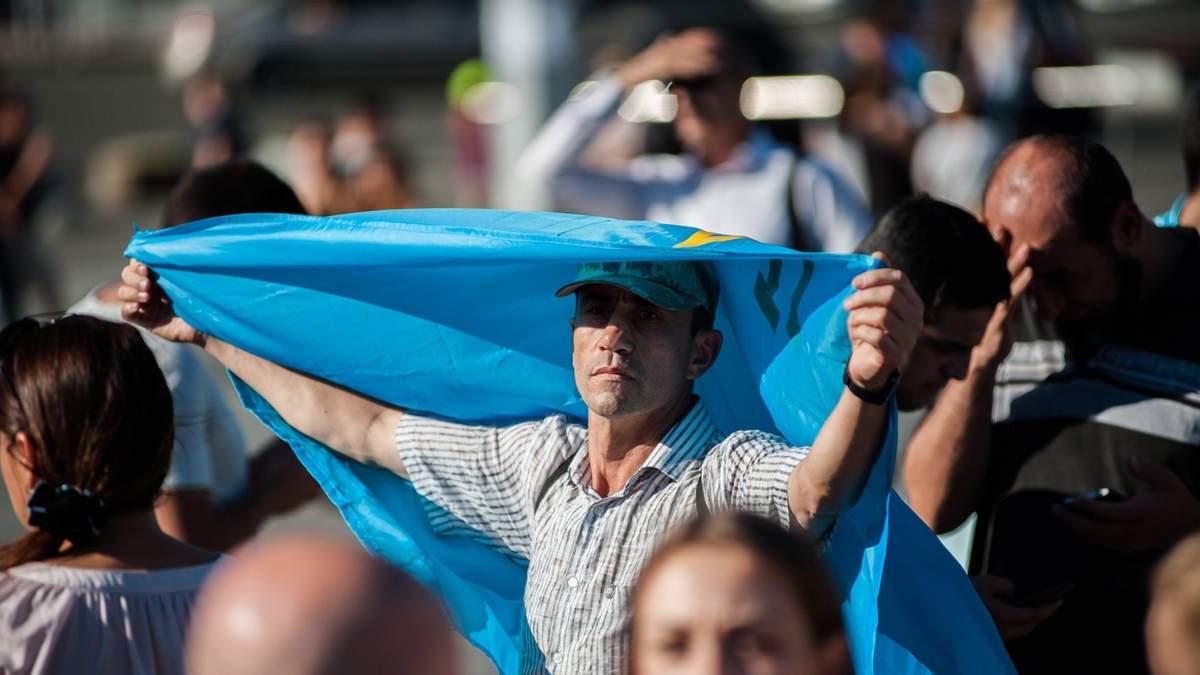 Оккупация Крыма: почему крымские татары стали костью в горле для Москвы
