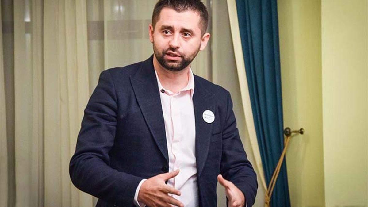 Арахамия прогнозирует не менее 240 голосов за назначение Ляшко