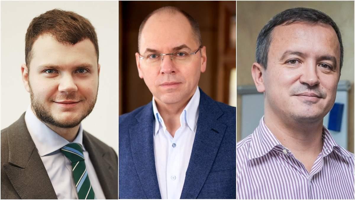 Здобутки та провали Степанова, Петрашка й Криклія