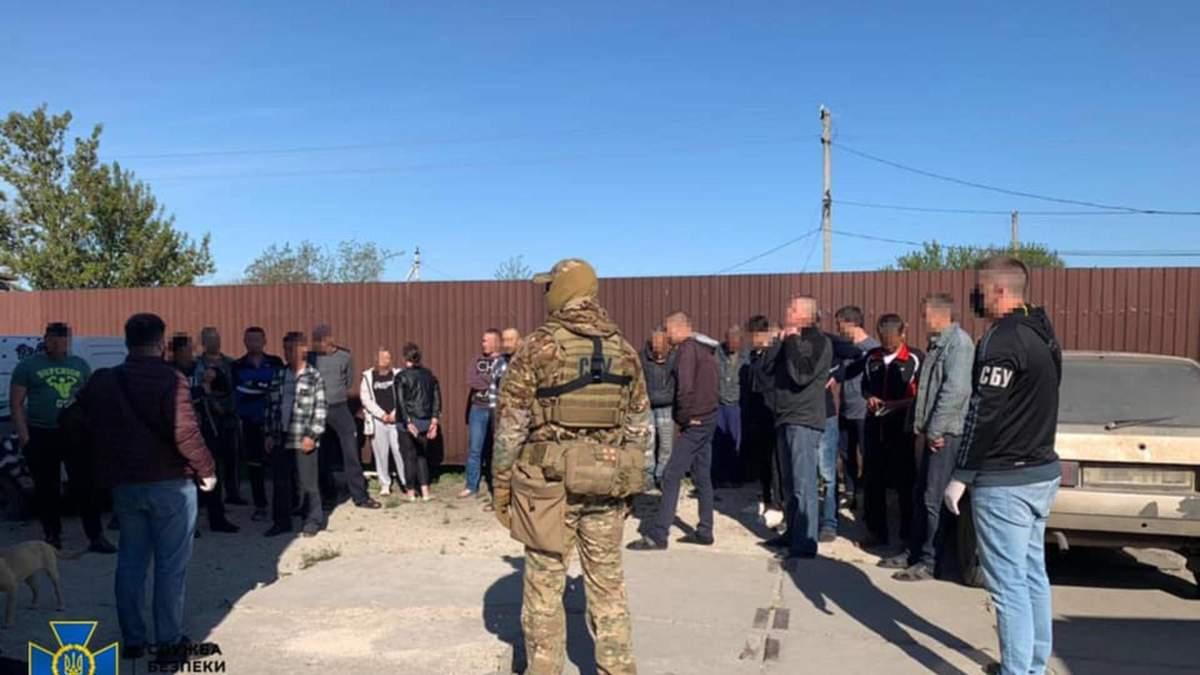 На Херсонщині викрили незаконний реабілітаційний центр