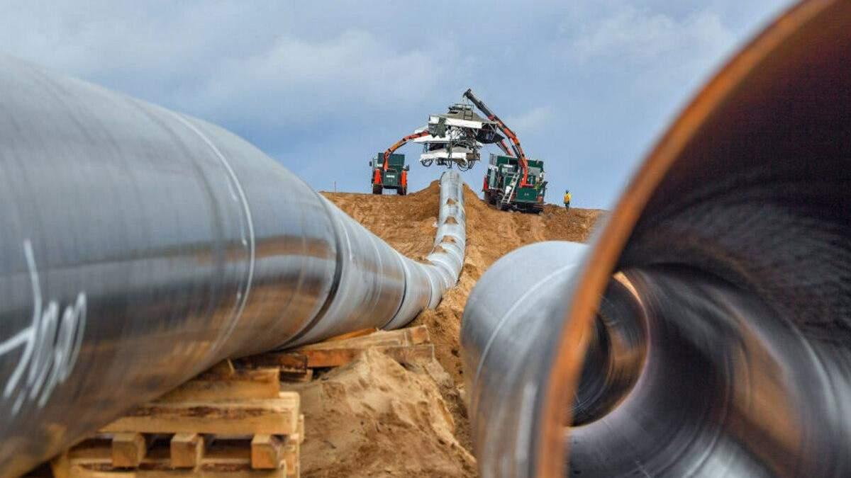 Северный поток-2: какие новые риски появились для Украины и чего ждать