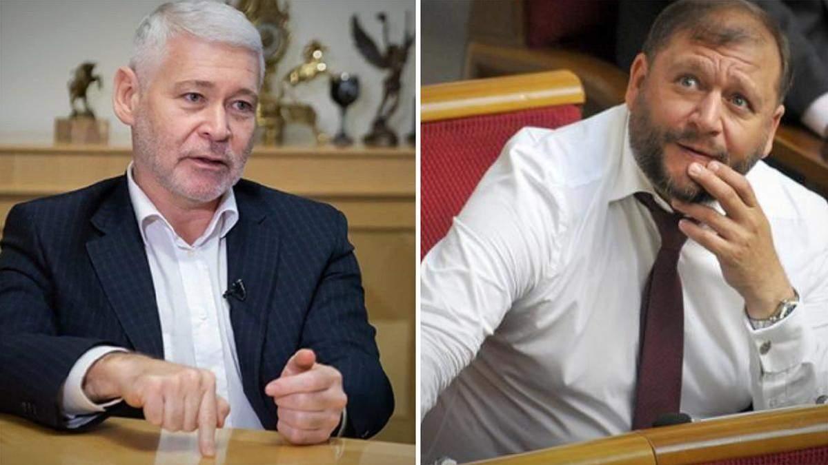 Рейтинг та антирейтинг кандидатів на крісло мера в Харкові