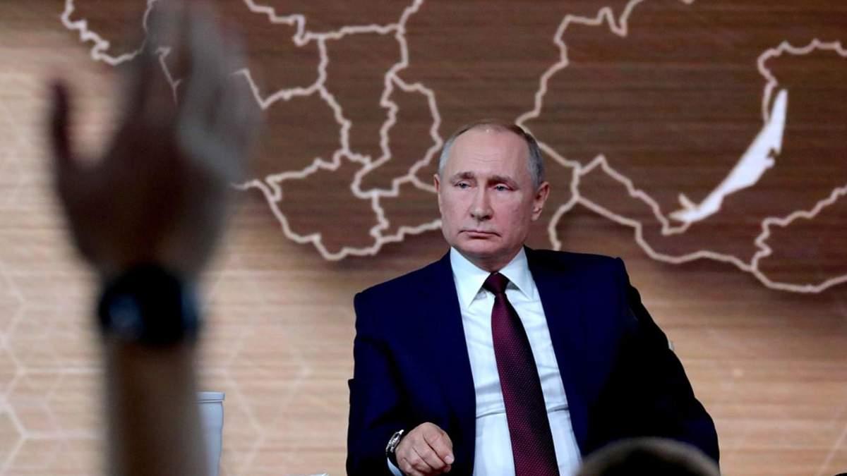 Путин показал себя убийцей всему миру - российский историк Зубов