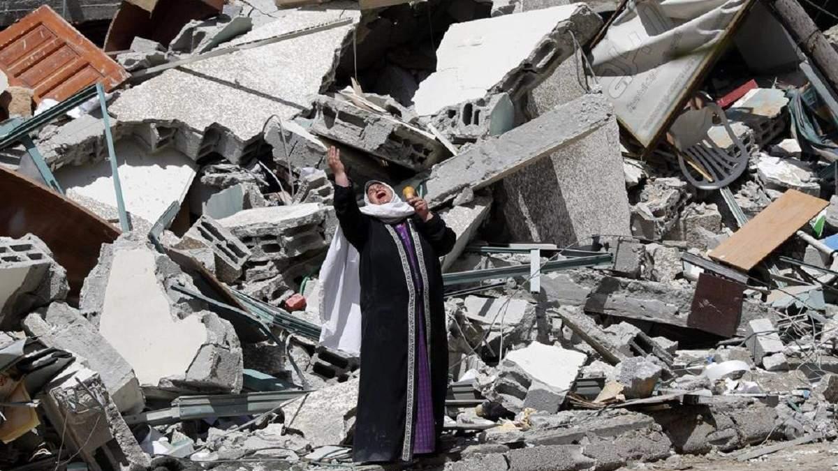 Загинули 227 палестинців: у Секторі Гази підрахували наслідки конфлікту з Ізраїлем