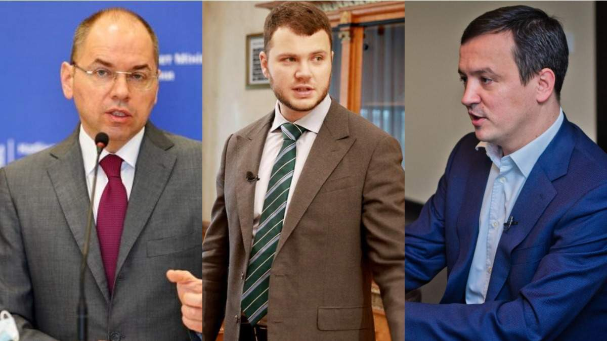 Отчеты Степанова, Петрашко, Криклия: достижения эксминистров