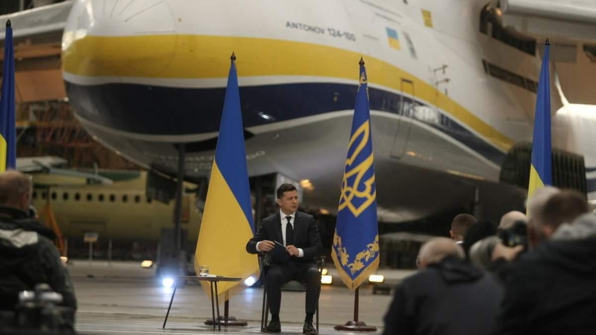 Зеленський прокоментував можливе зняття санкцій з Північного потоку-2