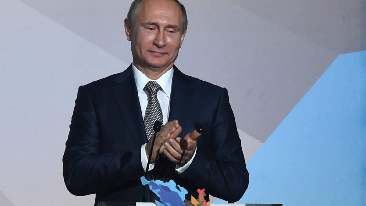 Путин в гробу видел Договор о дружбе с Украиной и статус Крыма