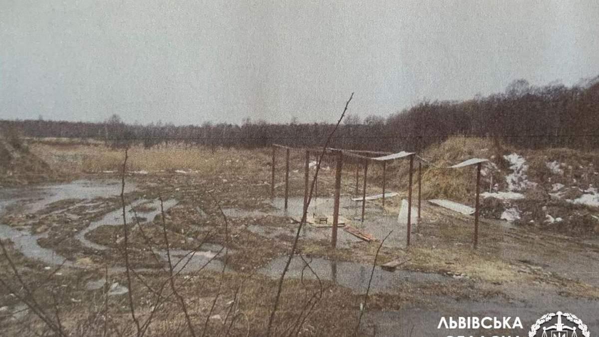 Львовянин присвоил полмиллиона гривен во время реконструкции свалки: фото