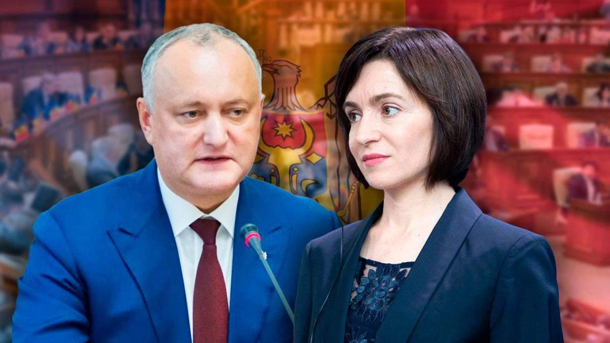 Парламентські вибори призначили на 11 червня