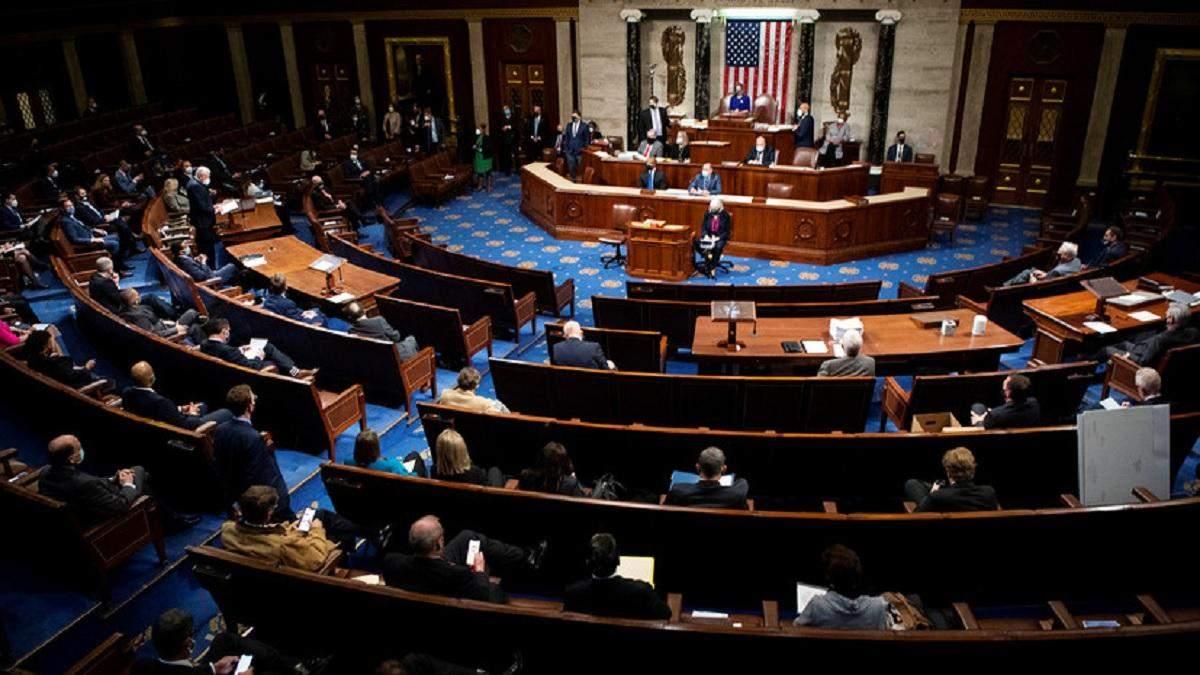 В Сенате США требуют санкций против Северного потока - 2