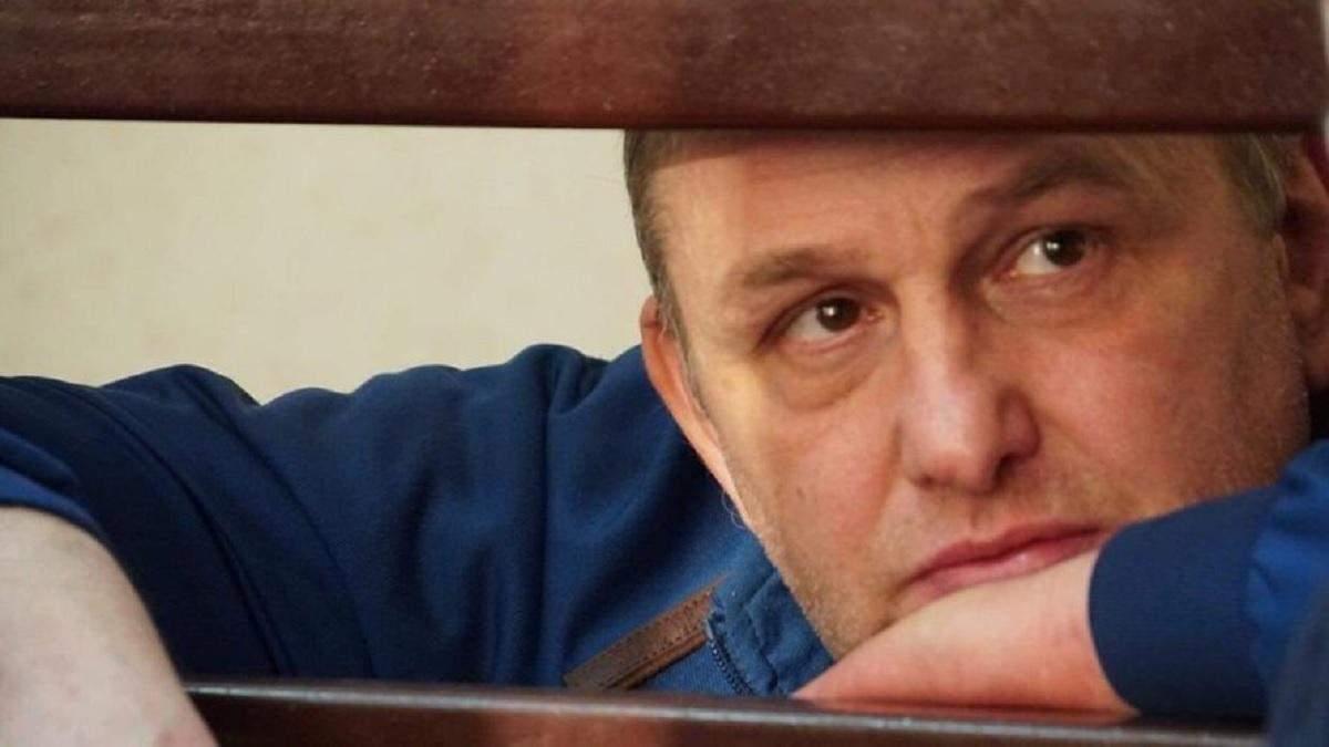 Одягли на вуха дроти, включили струм, – Єсипенко про тортури ФСБ