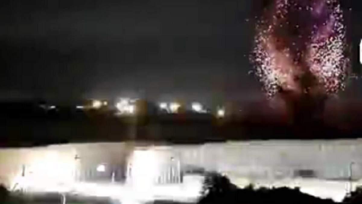 Перед началом перемирия Израиль и ХАМАС обменялись обстрелами