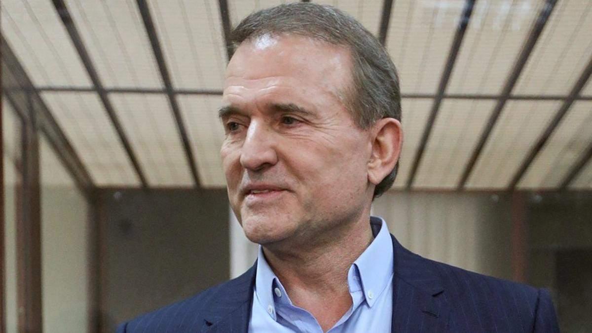 Виктор Медведчук рассказал о переговорах с боевиками