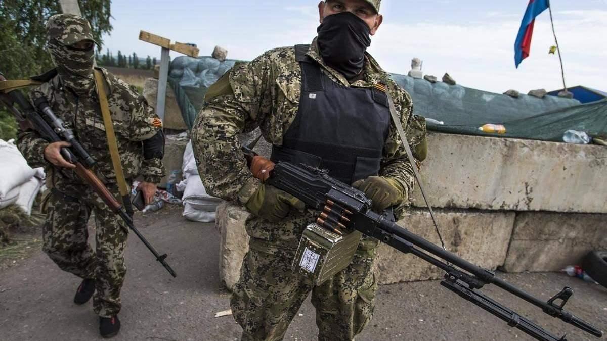 Росія посилює підготовку бойовиків на Донбасі: дані розвідки