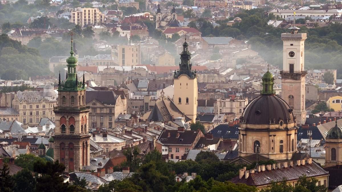 Куда пойти во Львове пофотографироваться - лучшие места для фото