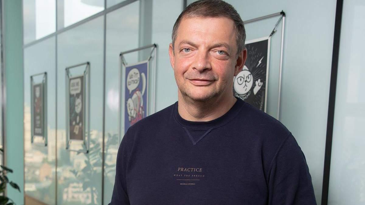 Общались не только с Тигипко - Гороховский о партнерах Monobank