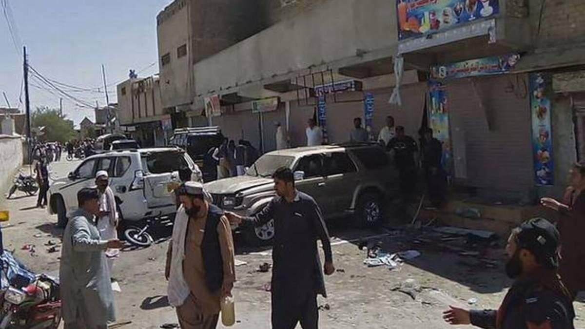 У Пакистані трапився теракт 21 травня 2021