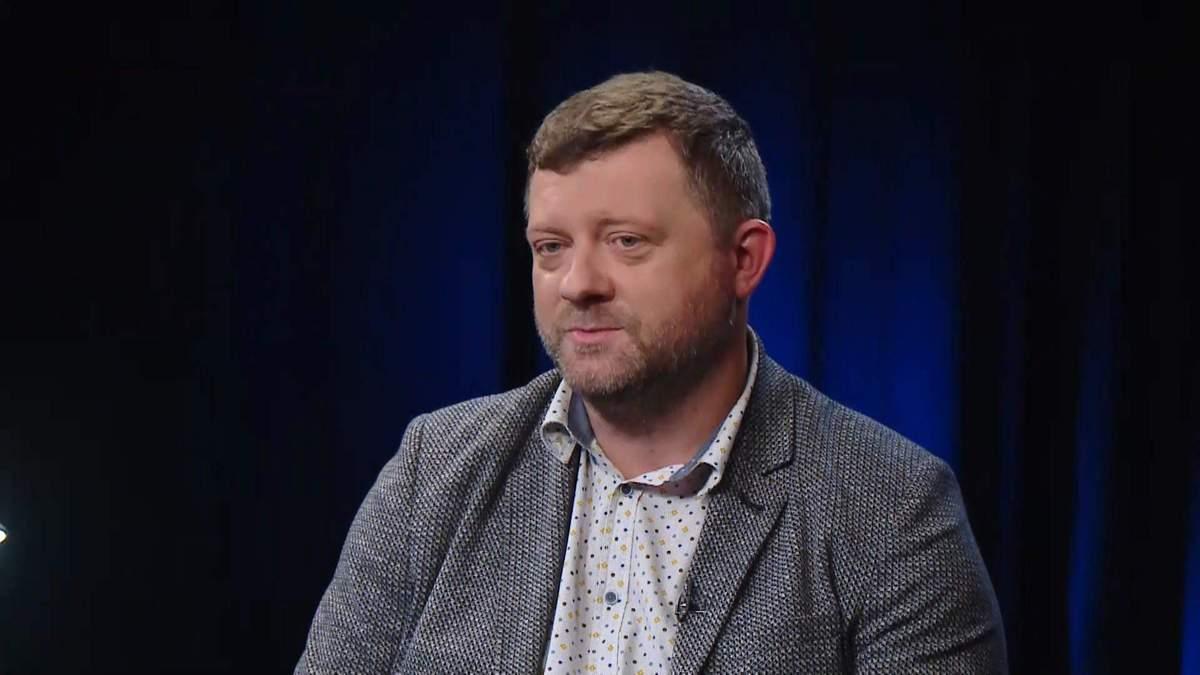 Корниенко прокомментировал исключение Шевченко из слуг народа